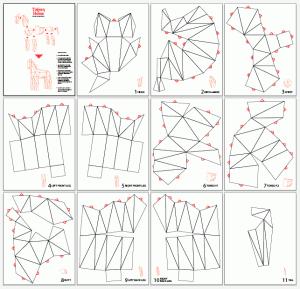 paper folding template selo l ink co